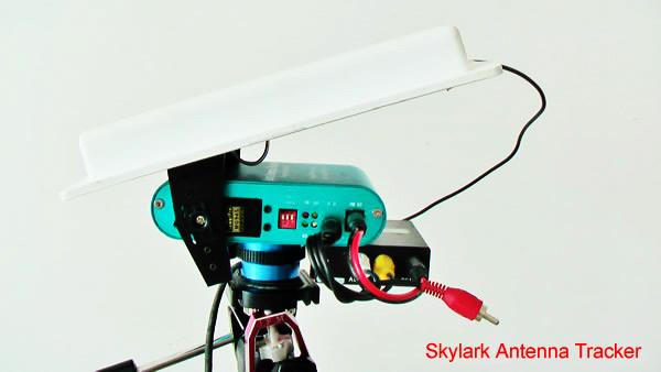 Skylark AAT Suite (Skylark Auto Antenna Tracker + Skylark