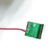 S-BUS / PPM to 12 channels PWM converter