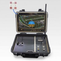 Skylark Ground Station (Android System) high brightness sunlight readable 1000cd/m2 with HDMI Input