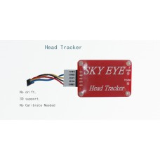 Skylark 3-Axis Geomagnetic sensor Head Tracker