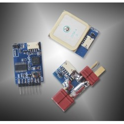 Skylark Tiny OSD III (Deans connectors current sensor)