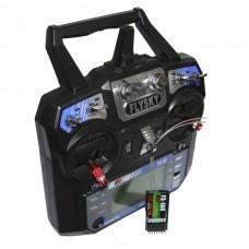 [RC] Skylark 2.4ghz Radio Control System, self centering throttle