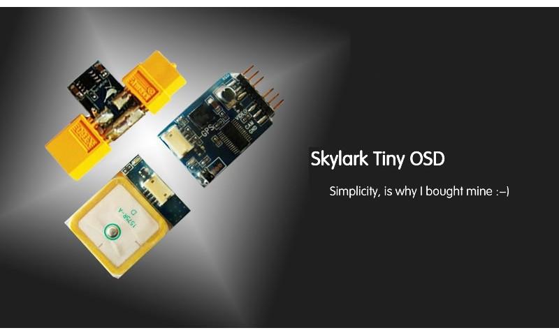 Skylark Tiny OSD