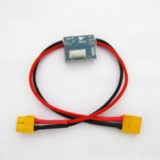 Skylark voltage/current sensor(with 5V/12V PSU /UBEC 2A) for Trace/Dianmu OSD